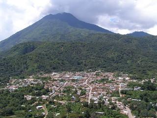 La Nariz Maya. Lago Atitlan (Guatemala)