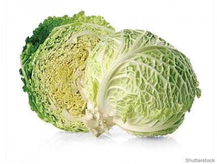 10. Cabbage