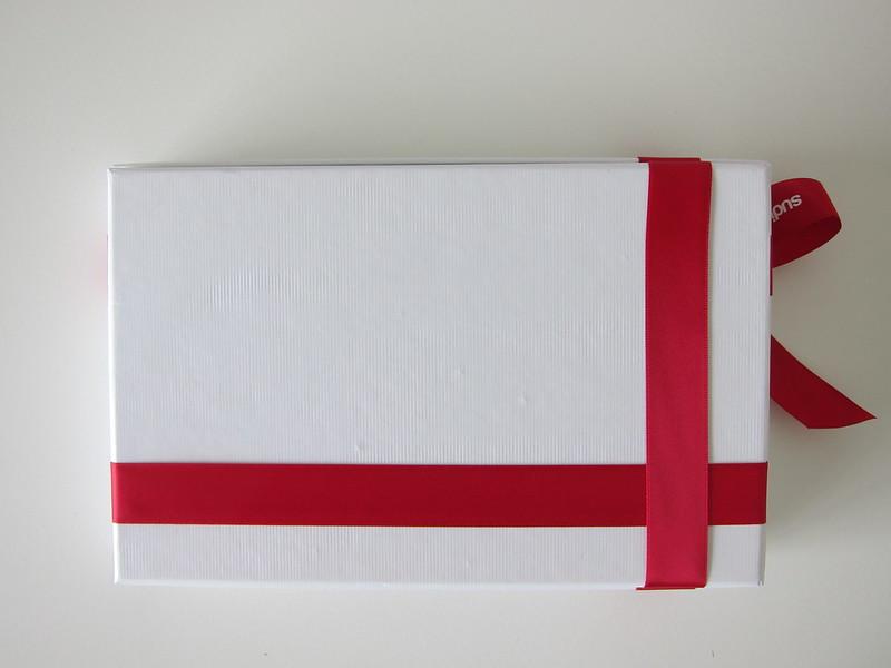 Sudio Vasa Bla - Gift Box - Back