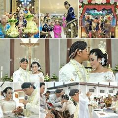 Foto pernikahan pengantin adat Jawa dengan Baju Pengantin Paes Ageng Kanigaran & Jogja Putri di wedding kak @nilariakristiana & @gigihmotret di Yogyakarta. Fotografer wedding by @poetrafoto, http://wedding.poetrafoto.com 👍☺😘