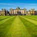 Gosford House lawn by tattie62