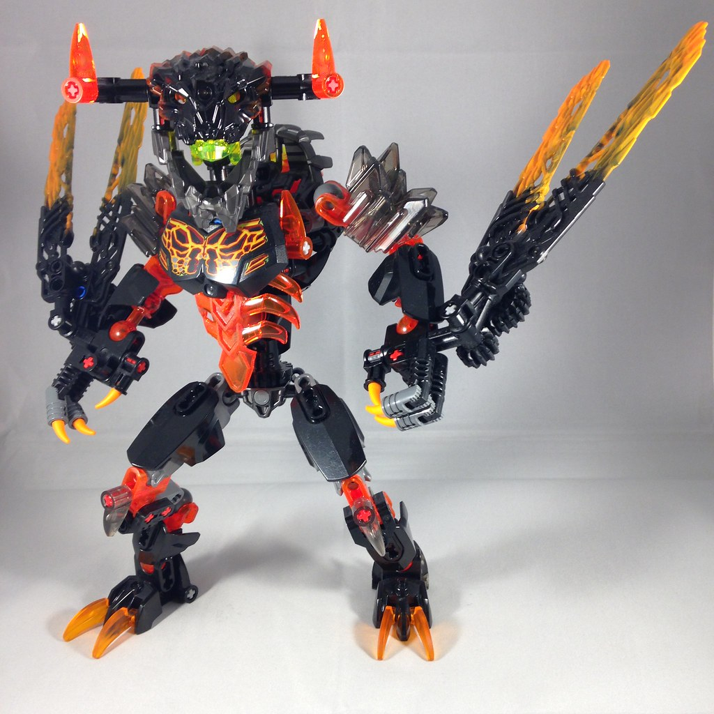MOD: Lava Beast