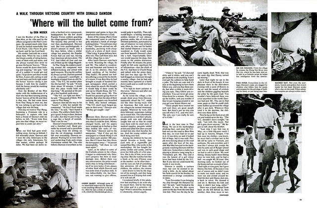 LIFE Magazine March 12, 1965 (4) - 'Where will the bullet come from?'