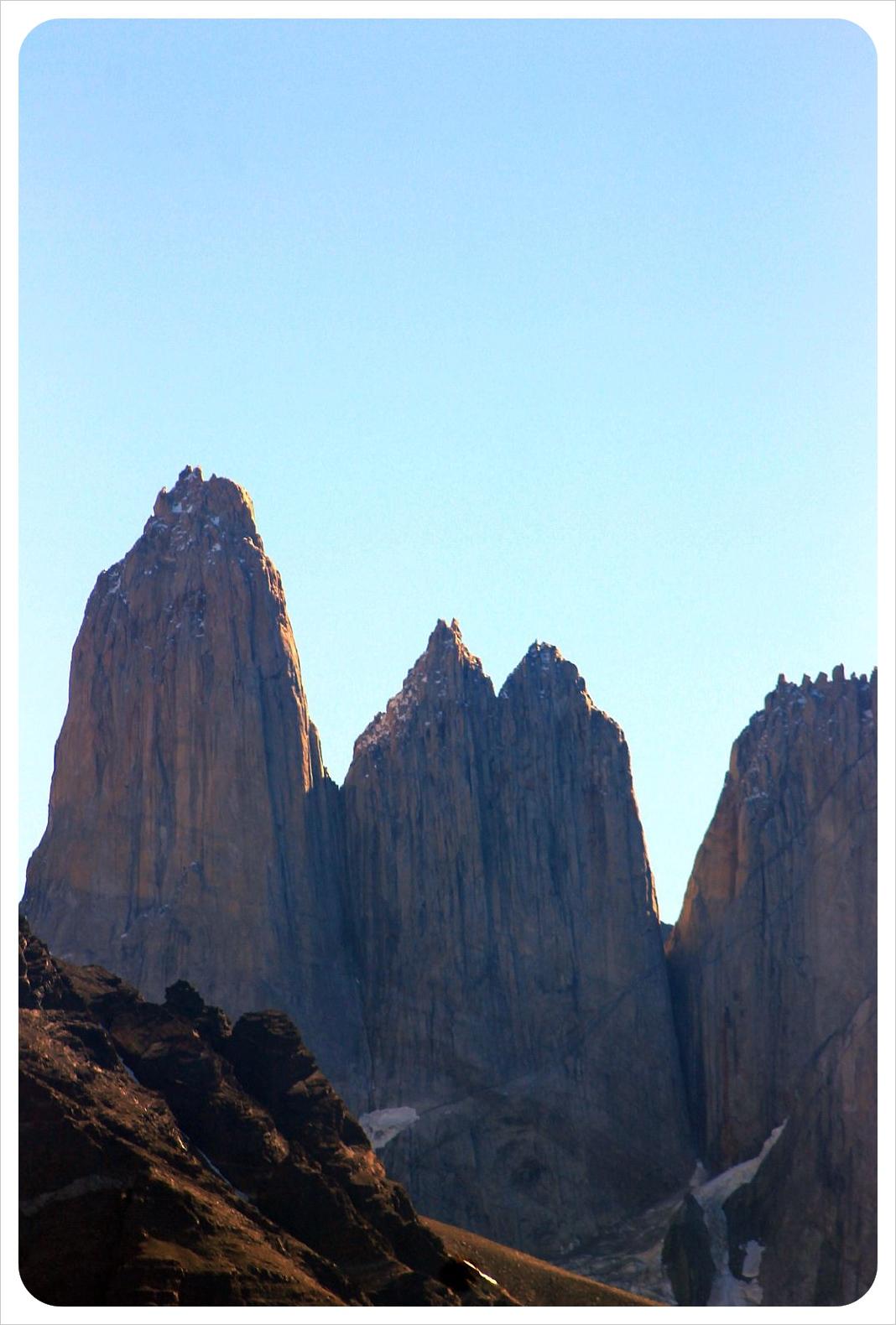 torres del paine national park torres