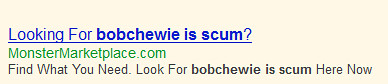 bobc  is in a SCUM market