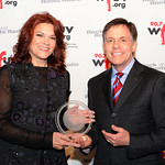 WFUV Gala 2013: Rosanne Cash and Bob Costas
