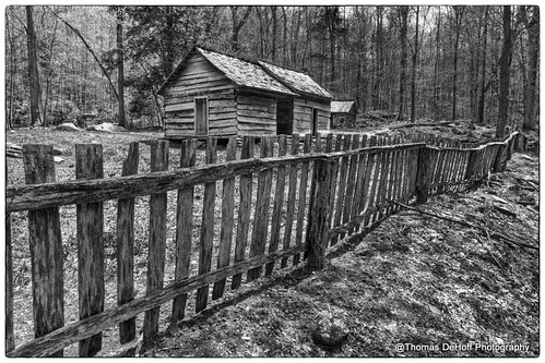 E. Bales Cabin GSMNP