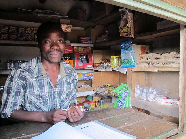 Retailer: KAT023 - Ezekiel Banda, Chindwale, Katete