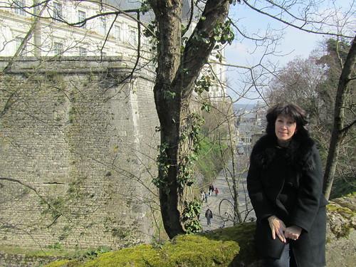Béatrice à Blois by JoseAngelGarciaLanda