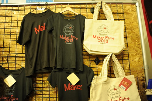 maker Faire goods