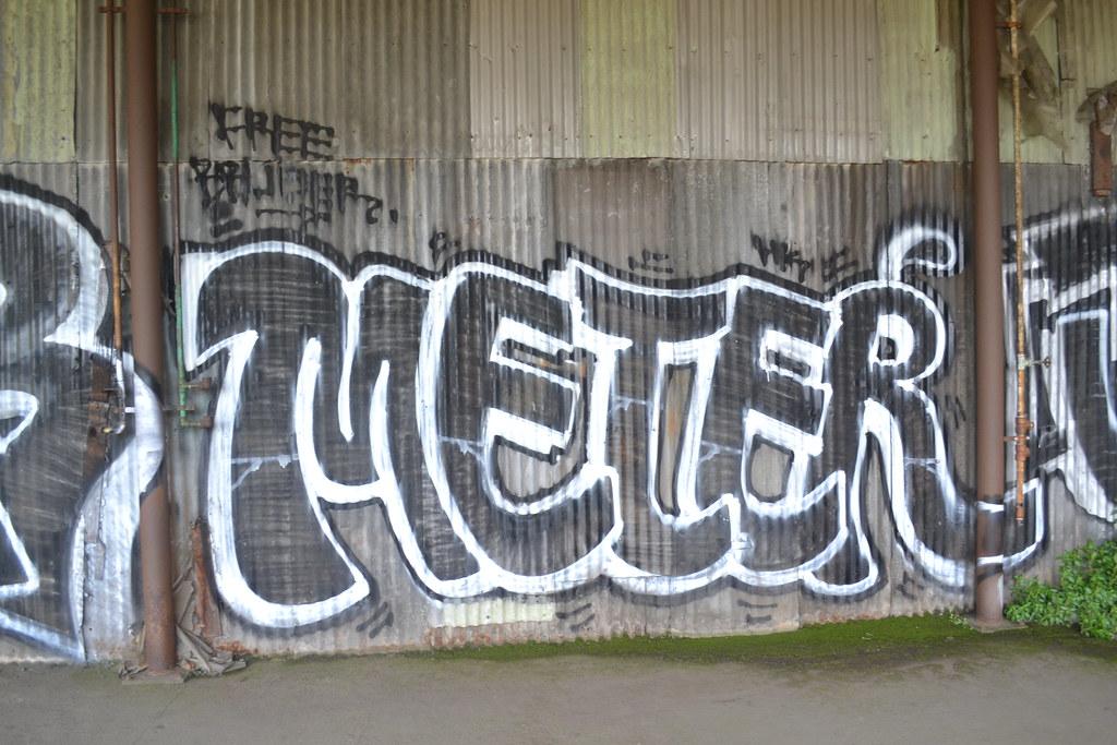 METER, OYE, Oakland, Graffiti, Street Art,