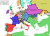 Países en la Guerra de los Treinta Años
