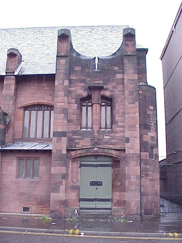 Mackintosh Church, Queen's Cross, Glasgow