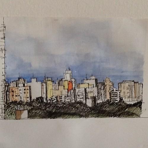 Caligrafia urbana by Dalton de Luca