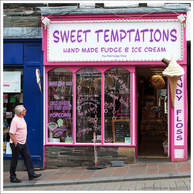 temptation in pink ...