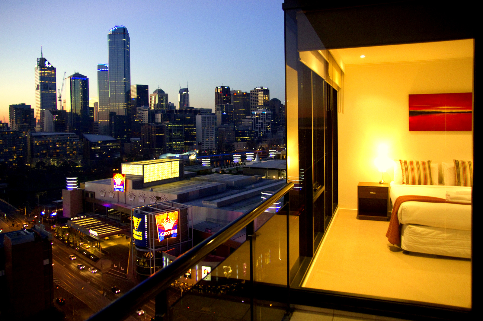 Hotel Rooms Melbourne With Balcony