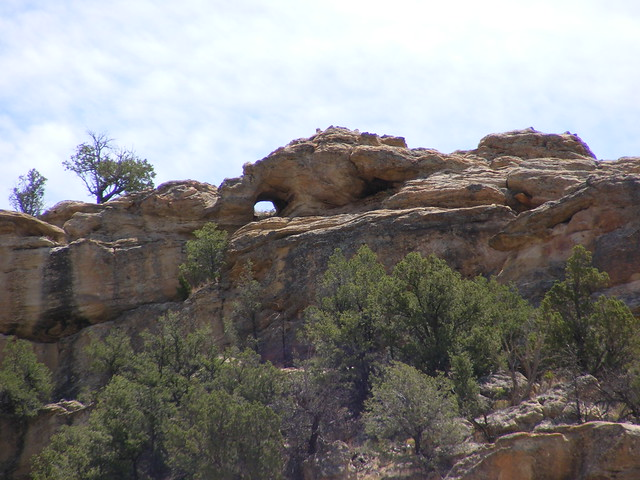 New Mexico Natural Arch NM-391