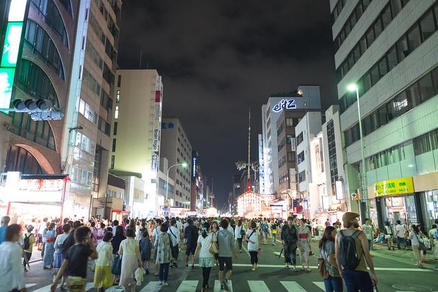 祇園祭 宵々々山