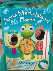 July 2013 Trip to Anna Maria Island Florida