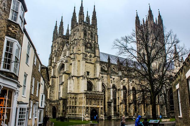Canterbury en Kent, Reino Unido
