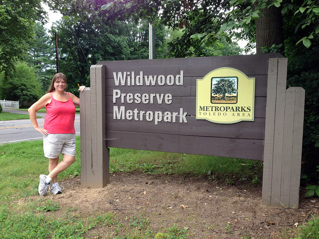 Mom at Wildwood Metropark