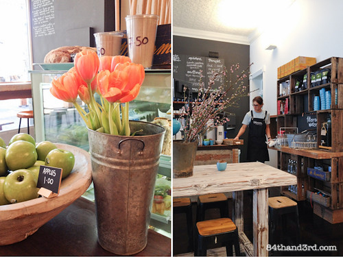 Bloom - The Healthy Food Co cafe - Mosman