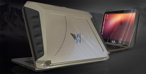 Ноутбук на солнечных батареях Sol переживет зомби-апокалипсис