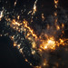 Southwestern Saudi Arabia at Night by NASA Goddard Photo and Video