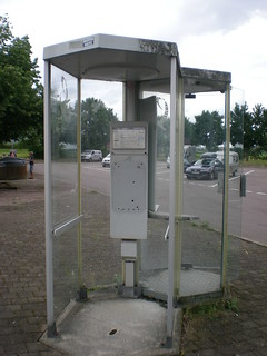 no-phone phone booth
