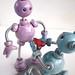Impressed Heart Robots