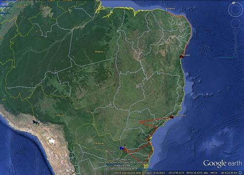 Brazil 2007