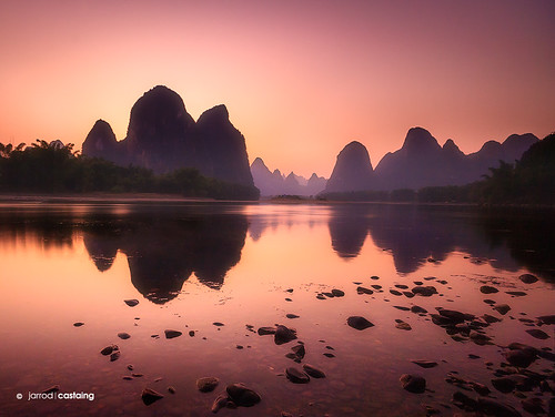 Asia - China - Li River
