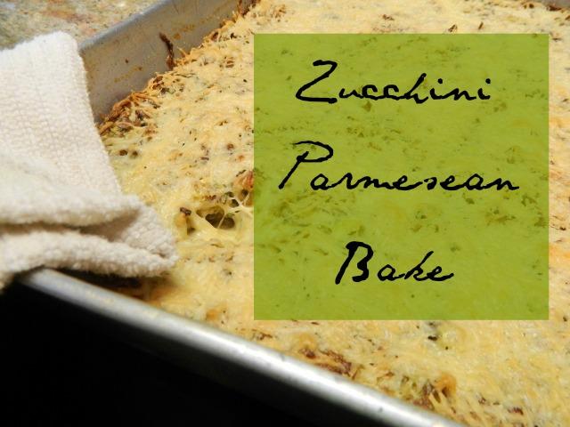 zucchini parmesean recipe