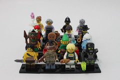 LEGO Collectible Minifigures Series 11 (71002)