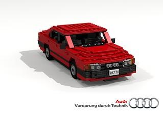 Audi C3 100