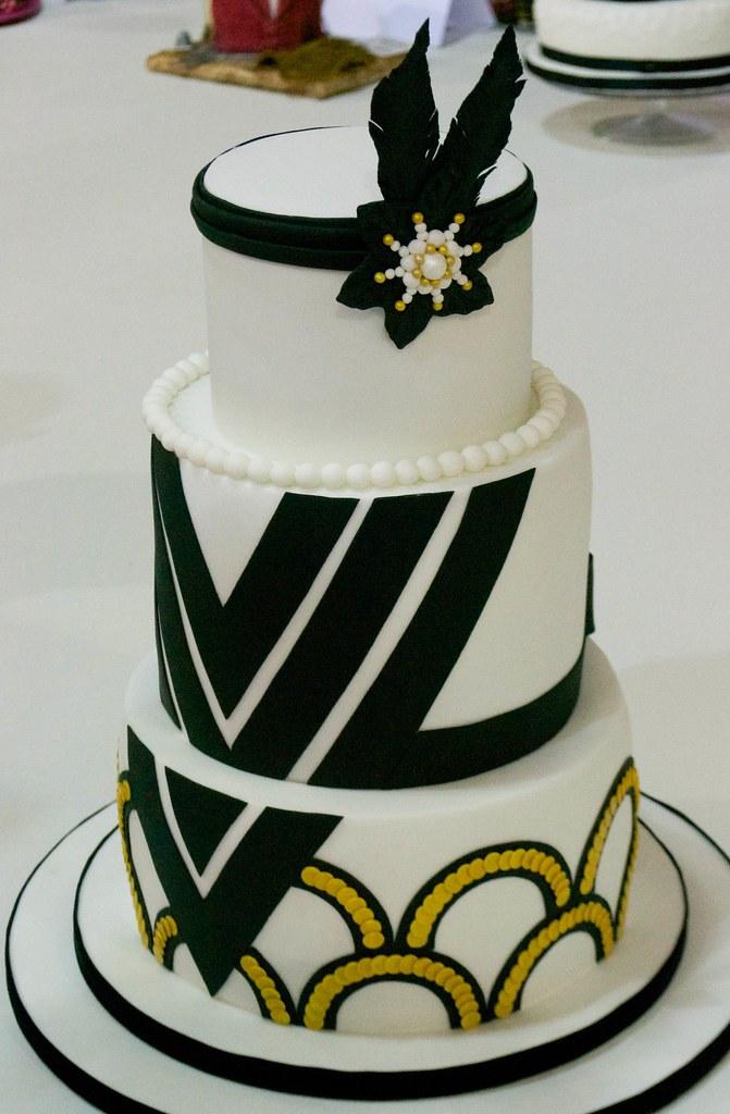 ella harvey 1920s cake