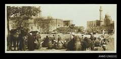 Market scene, Cairo, Egypt