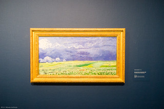 Wheatfield under Thunderclouds - Vincent van Gogh