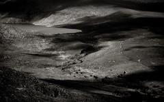 Light & Shade Connor Pass, Co Kerry, Ireland
