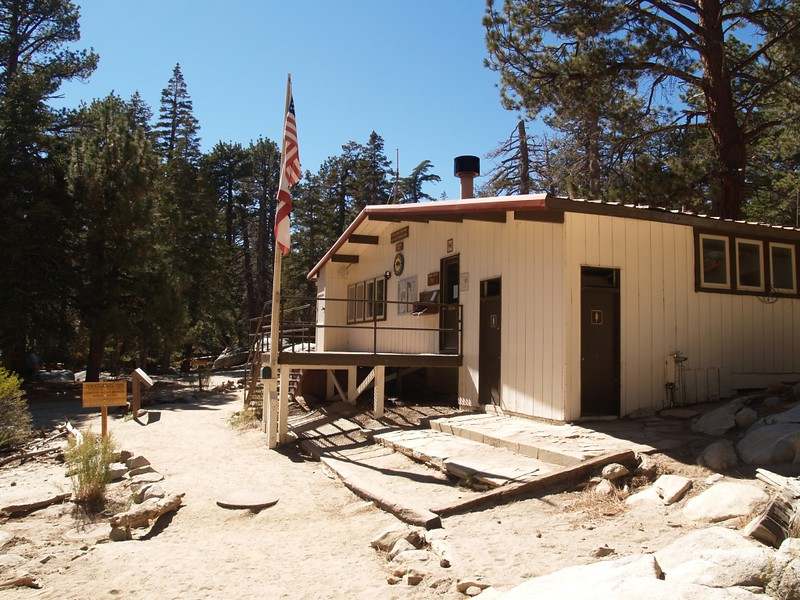 Long Valley Ranger Station