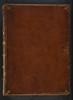 Binding of Arnoldus de Geilhoven: Gnotosolitos, sive Speculum conscientiae