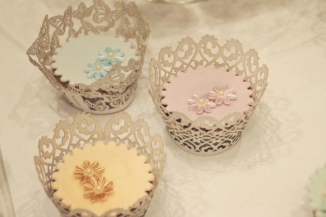 cupcakes pastel