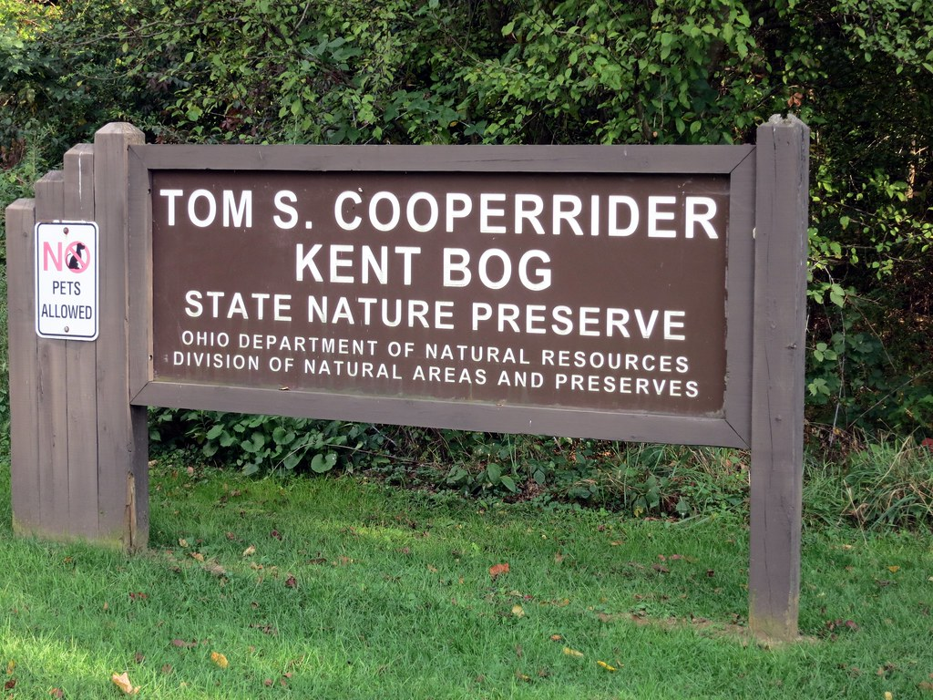 Tom S Cooperrider Kent Bog State Nature Preserve