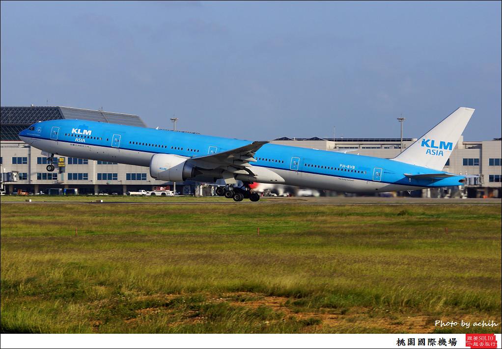 KLM Asia PH-BVB-001