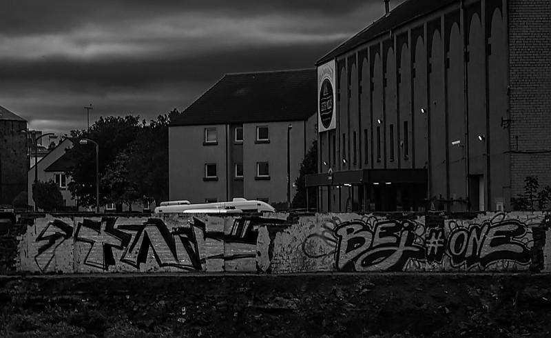 leith mills n grafitti