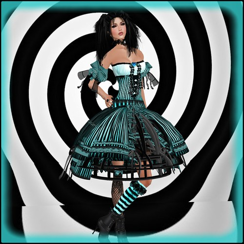 Drink me Alice * oh alice - dress by Orelana resident