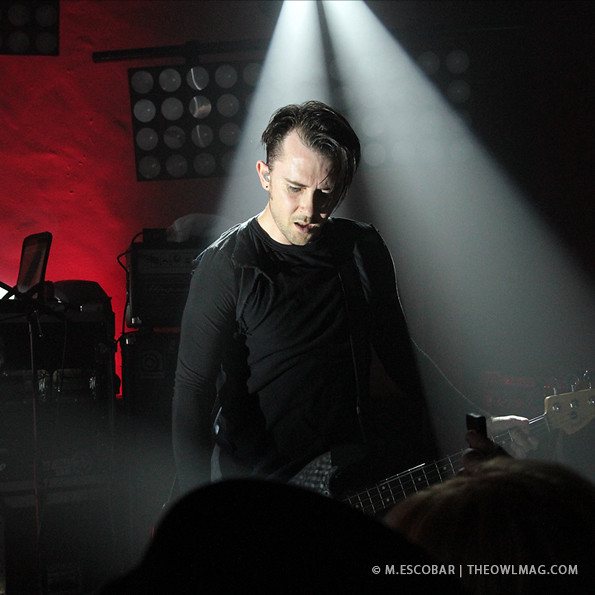 Gary Numan @ Masonic Lodge, LA 10/17/13