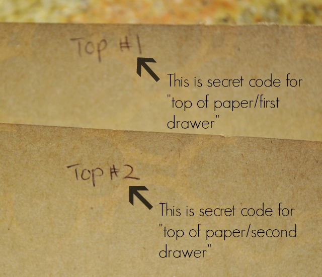 papering instructions