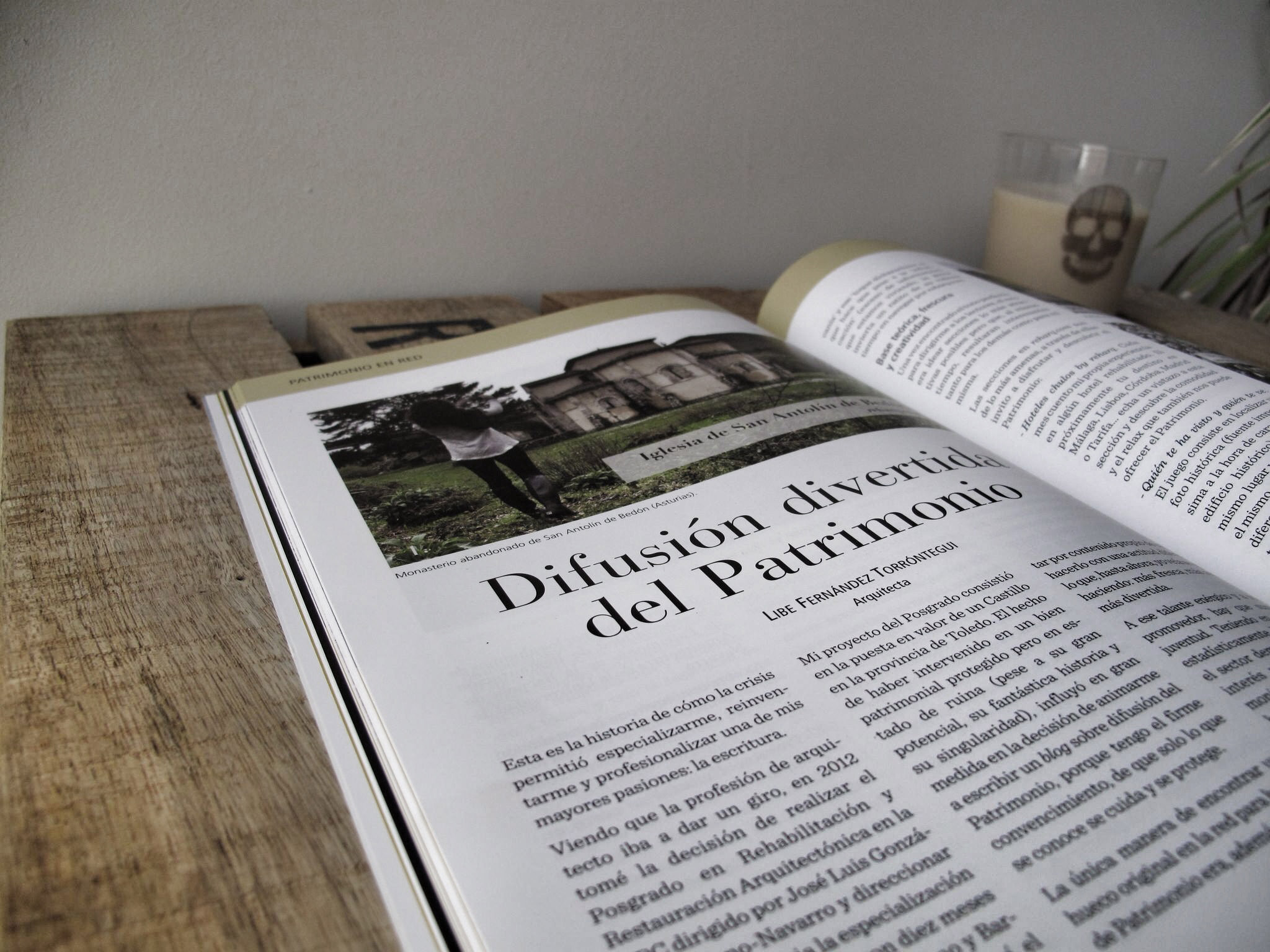 blog en hispania nostra