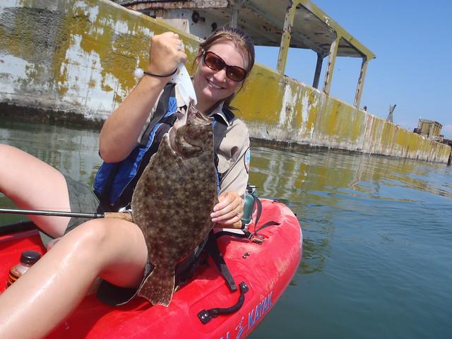 Family fishing and crabbing fun at kiptopeke state park for Virginia fishing license cost